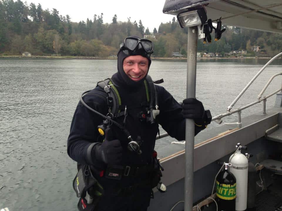 Scuba Steve Gartner Diving Tacoma