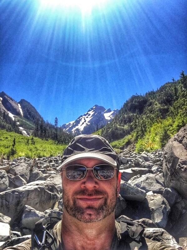steven gartner hiking north cascades washington state vesper peak