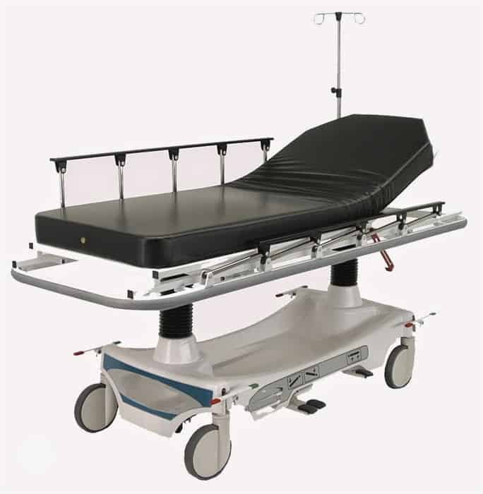 Hospital Medical Hydraulic Stretcher